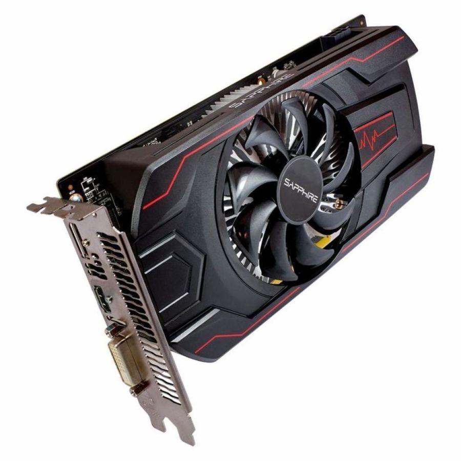 Видеокарта Sapphire Radeon Rx 560 4096mb Pulse