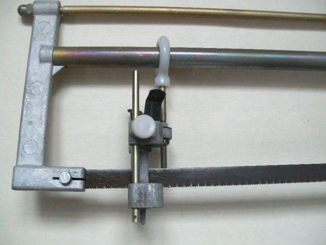 Станок столярный ножовочный с поворотной платформой СПП-110 (стусло) 6