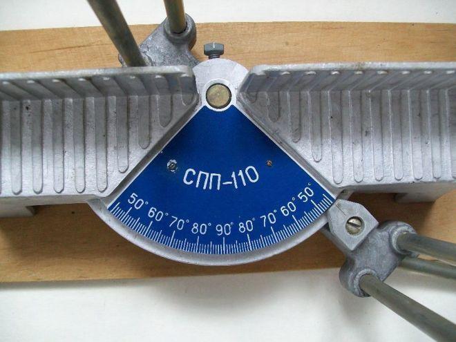 Станок столярный ножовочный с поворотной платформой СПП-110 (стусло) 3