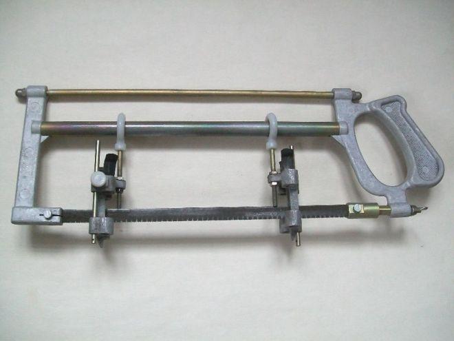 Станок столярный ножовочный с поворотной платформой СПП-110 (стусло) 4