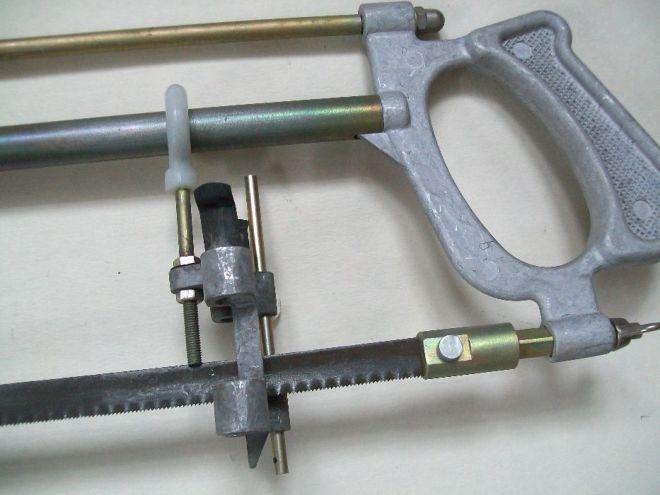Станок столярный ножовочный с поворотной платформой СПП-110 (стусло) 7