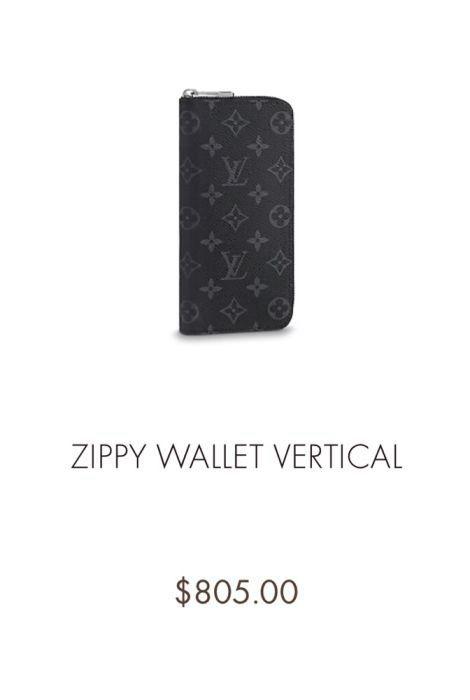 e3e216713c17 Портмоне кошелёк Louis Vuitton zippy wallet vertical оригинал: 450 ...