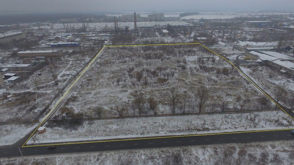 Земельный участок 4,762 Га коммерческого назначения в городе Винница