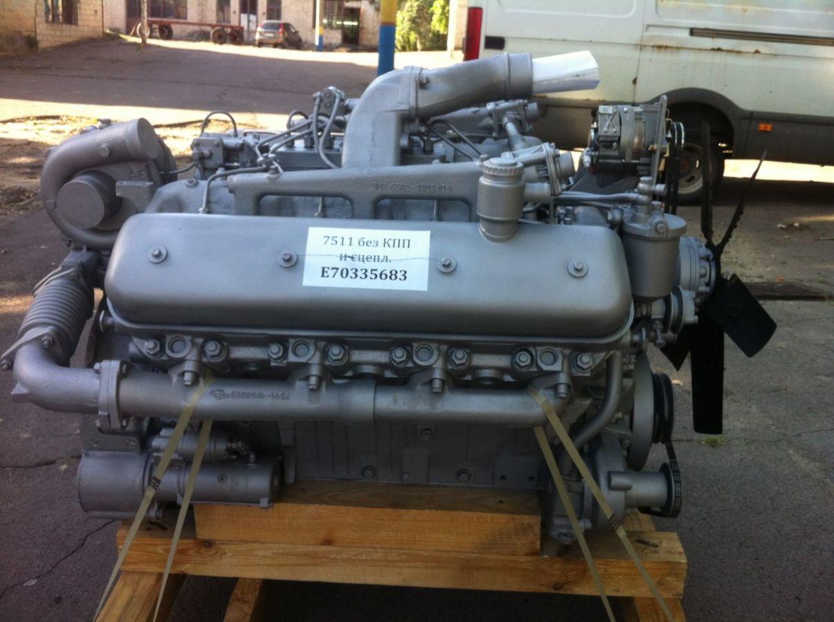 Двигатель ЯМЗ 7511 (400л.с)