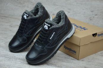 Мужские кожаные зимние ботинки кроссовки Чоловічі шкіряні кросівки 2 ... f528a2759e757