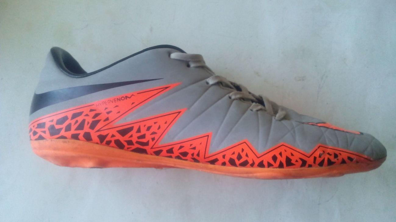 ... Футбольные бутсы Nike Hypervenom Phelon II FG оригинал р.45 600 грн . 312a8efd217e6