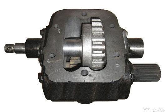 Коробка отбора мощности КС-3575, КОМ КС-3577, раздатка