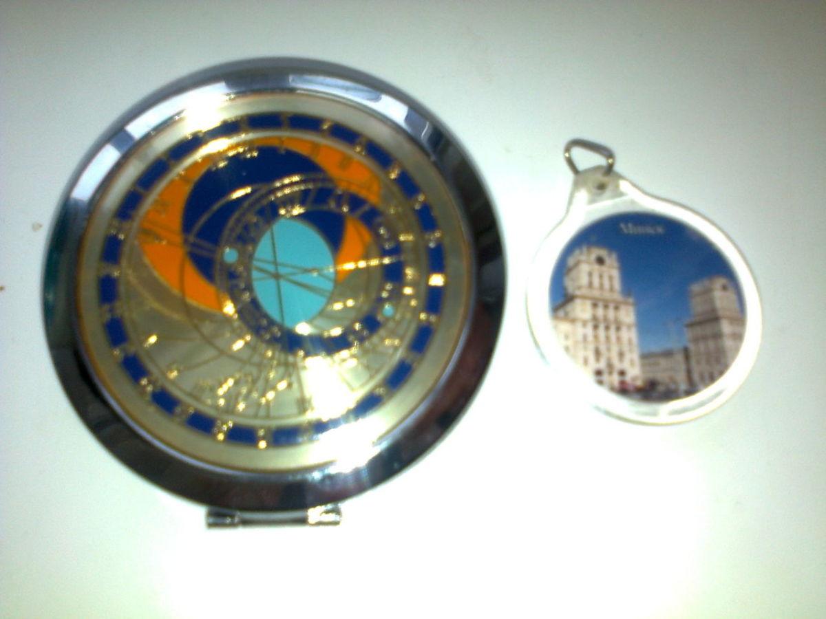 Часы сувенирные Праги
