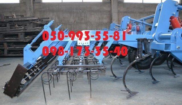 8 причин заказать у нас культиватор КГШ-4 с катком и пружинными борона