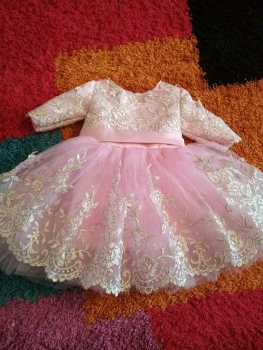 5c1b897302e Детские нарядные платья на 1 годик  580 грн. - Платья и сарафаны ...