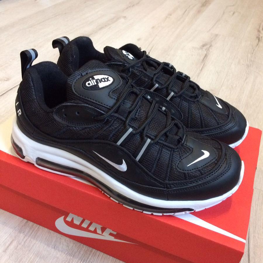 1d40df5e5a2681 Мужские кроссовки Nike Air Max 98.: 1 150 грн. - Спортивная обувь ...
