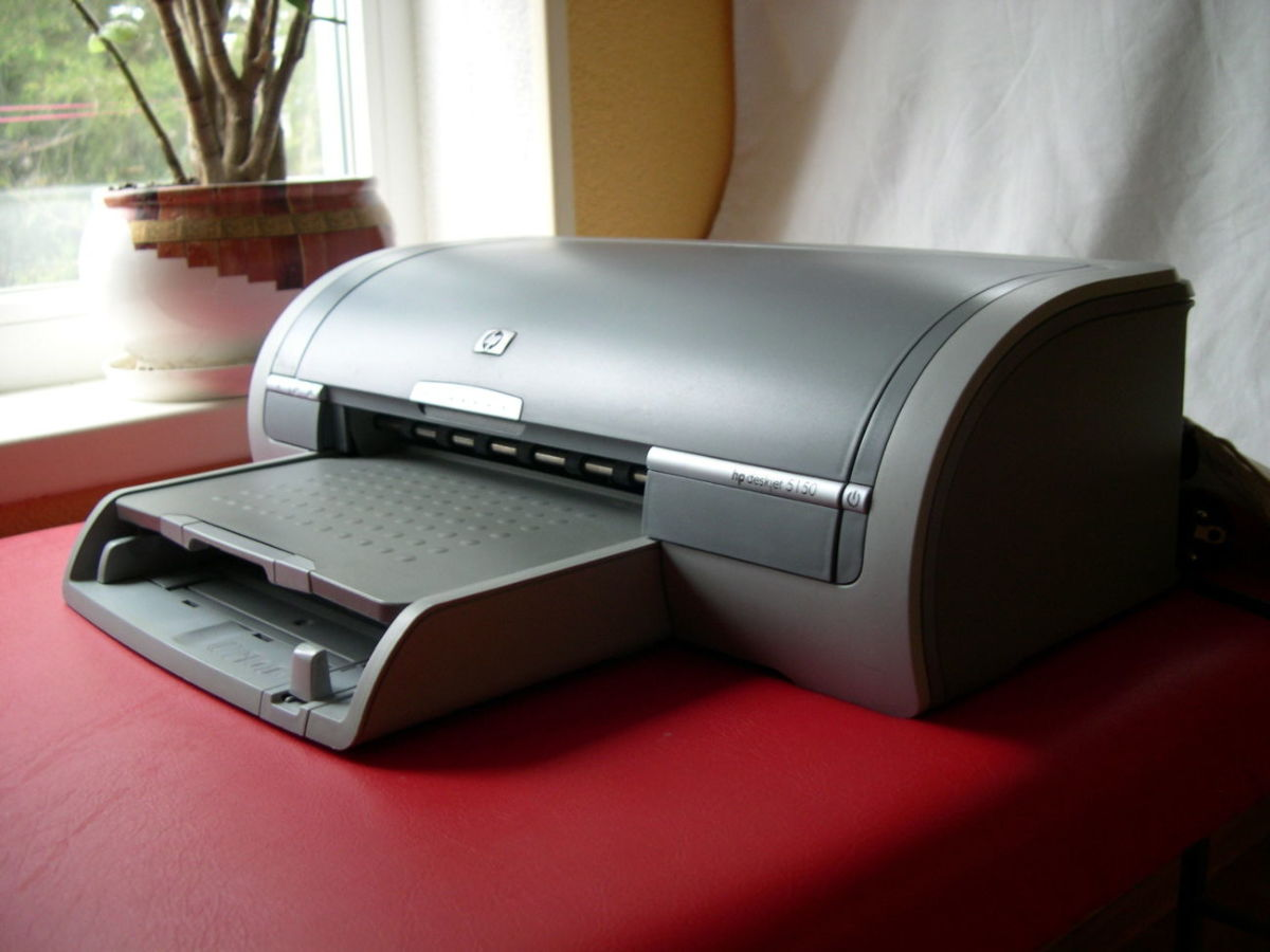 принтер hp deskjet 5150