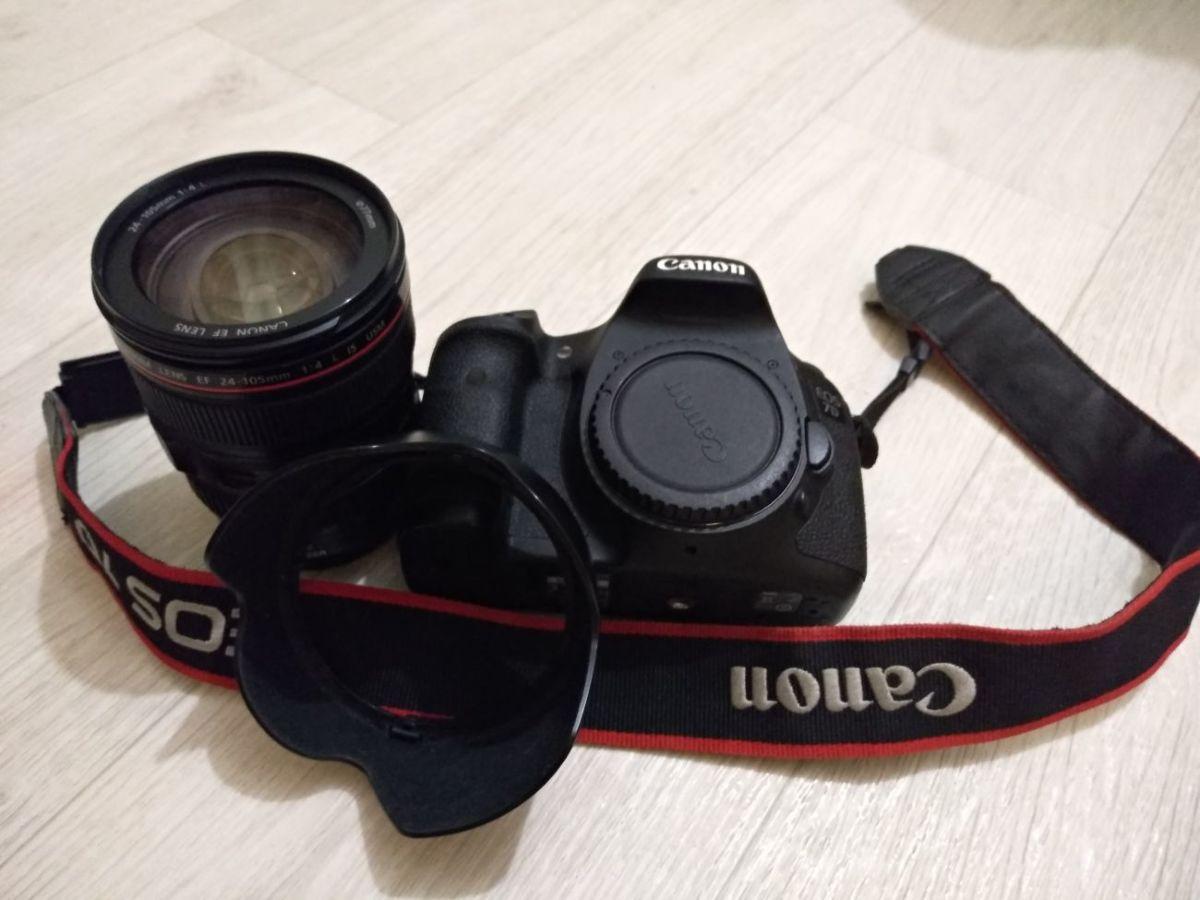 Canon 7d + 24-105l
