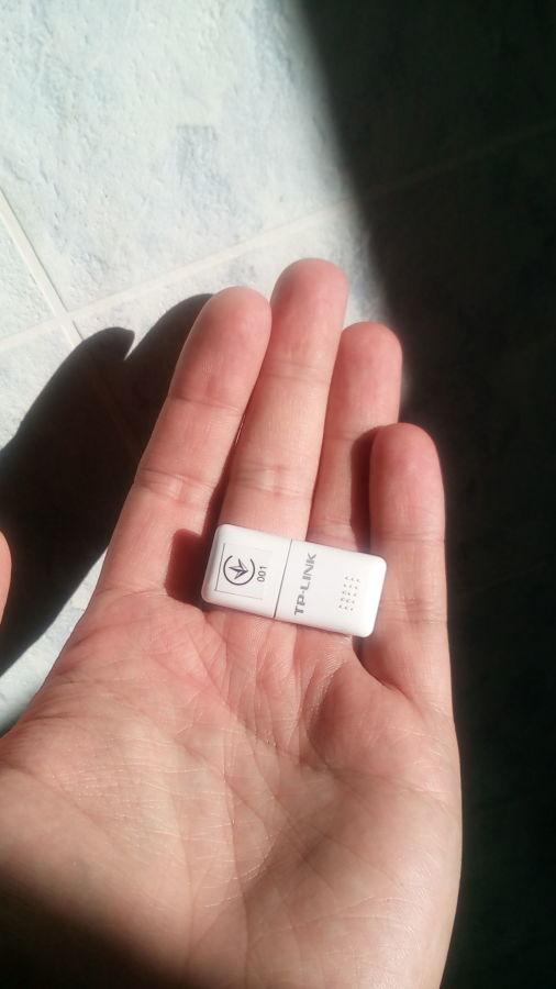 Usb wi-fi модуль TP-LINK (для ПК, ноутбука). Новый!