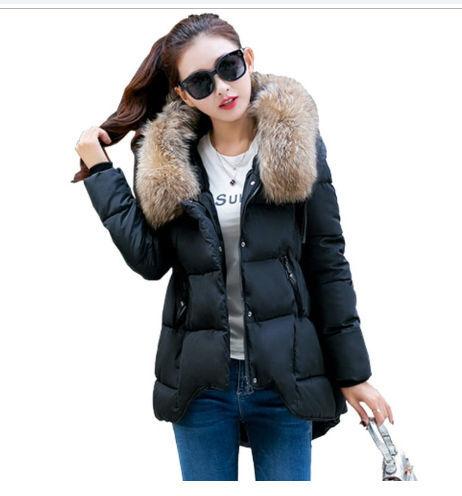 a2756e4f3e2 Короткое молодежное пальто с искусственным мехом на молнии  1 304 ...