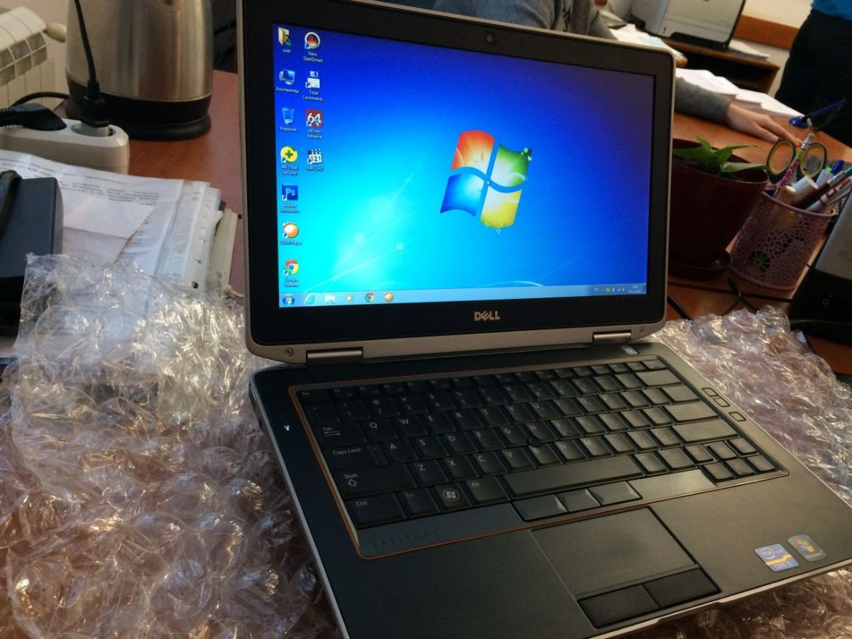 "Ноутбук Dell E6320 13.3"" Core i5-2.50GHz\4GB\320GB\Web\HDMI\Гарний ст"