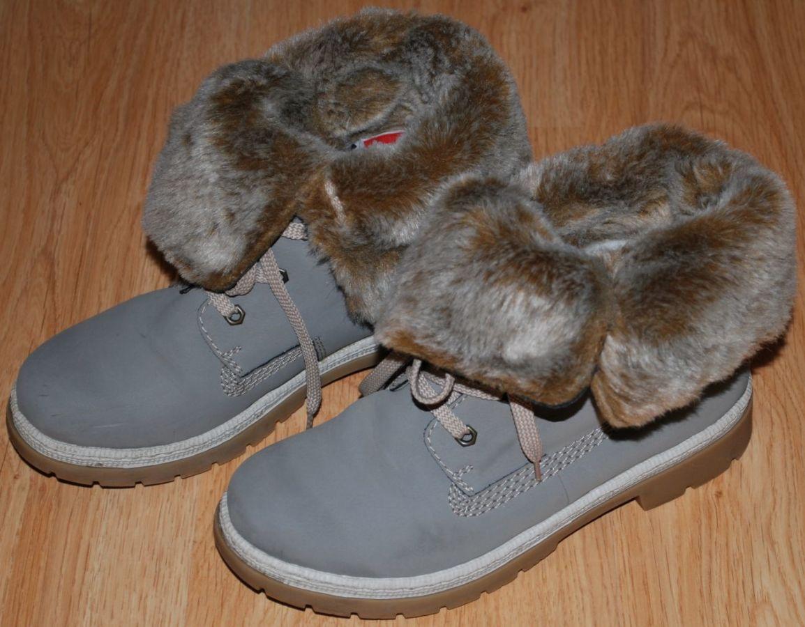f862f14ad Продам б\у женские подростковые зимние ботинки ТМ
