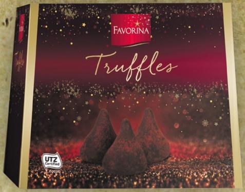 Конфеты Favorina Truffles 250г
