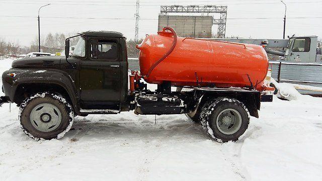 Выкачка туалетов,выгребных ям до 6м3,ассенизатор Червонозаводской р-н.