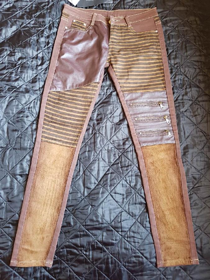 Жіночі штани, джинси.