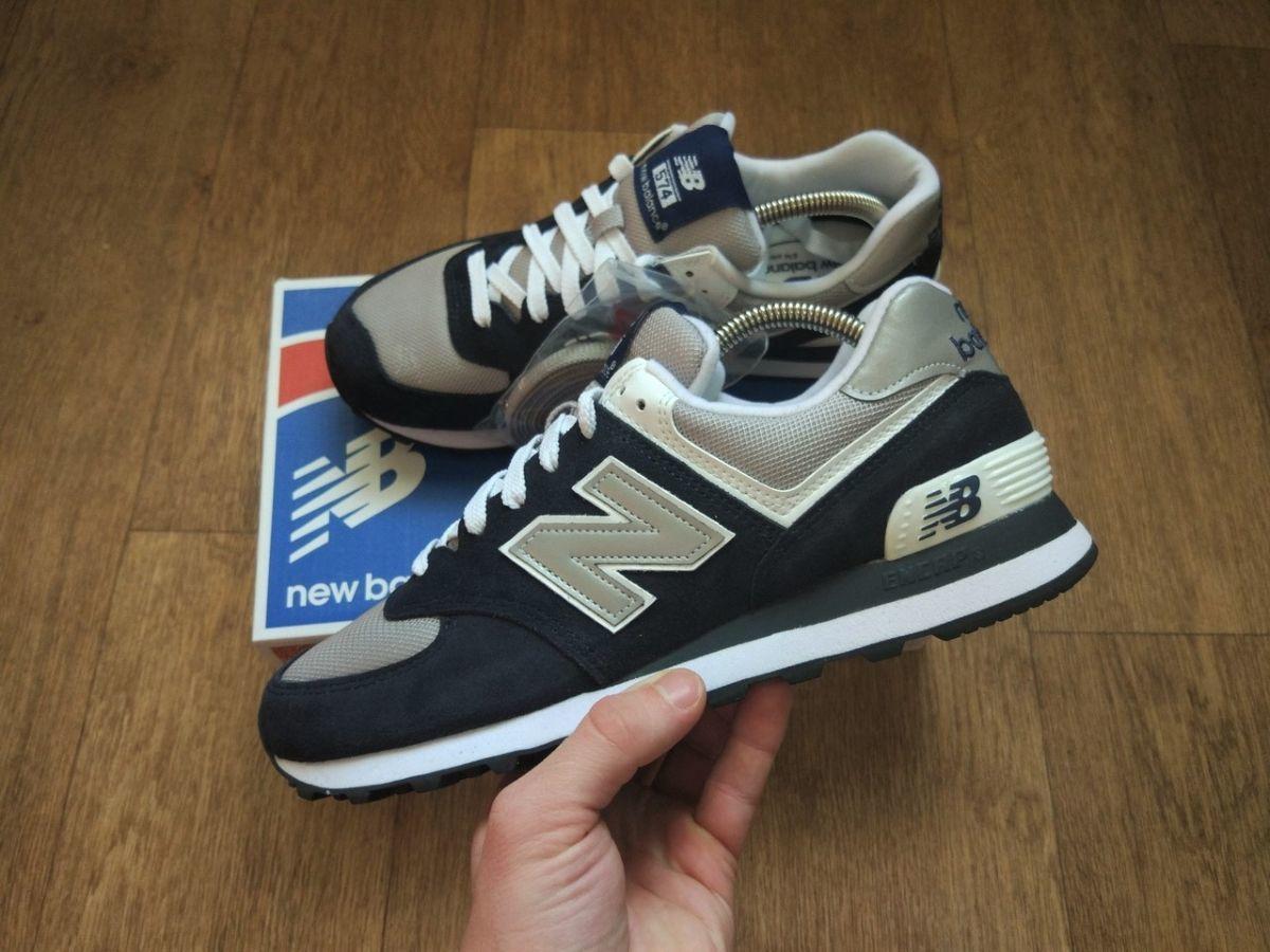 Оригинал! Кроссовки New Balance 574 ML574BGS кросівки 576 990 оригінал c2910b5e3dc49
