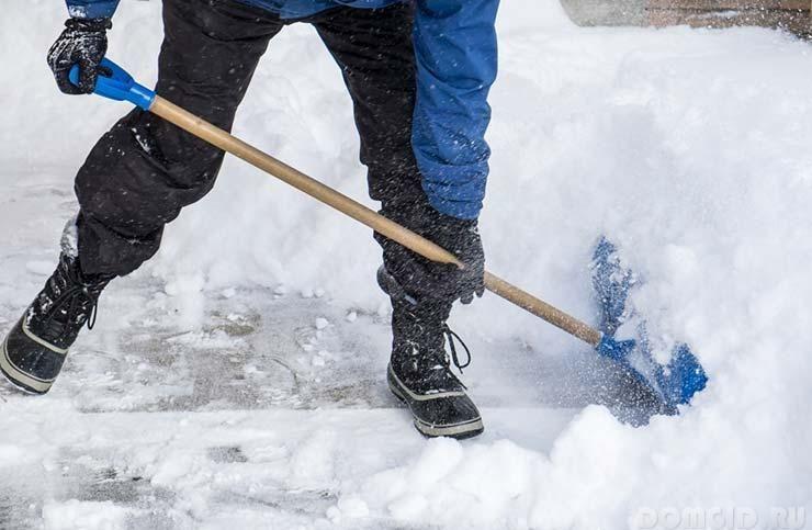 Уборка снега Буча (в Буче) Непромышленные масштабы