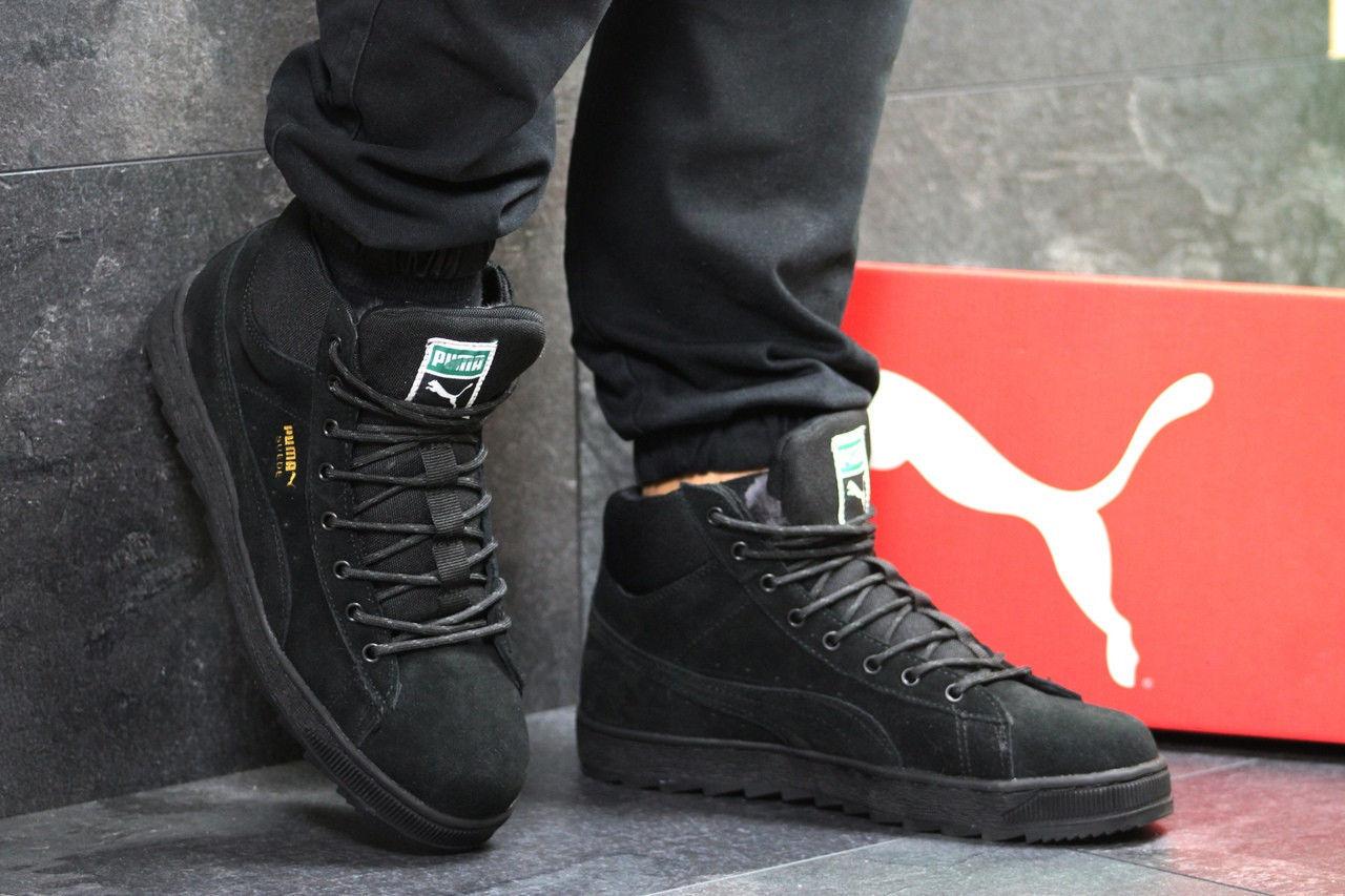6ca49f9c2a08d6 Зимові чоловічі кросівки Puma suede: 1 390 грн. - Ботинки Винница ...