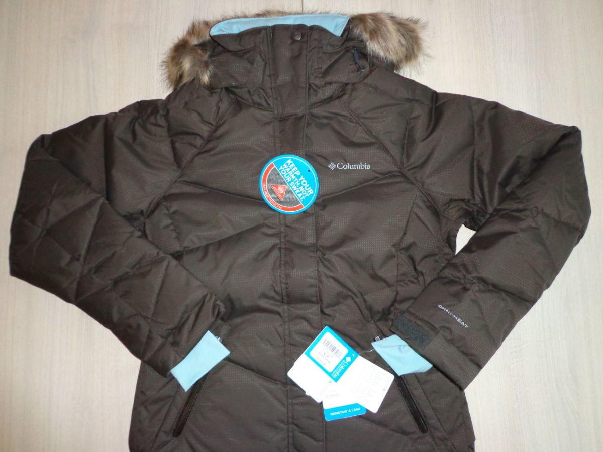 a6a005f3 Купить сейчас - Новая женская зимняя куртка пуховик Columbia Lay D ...