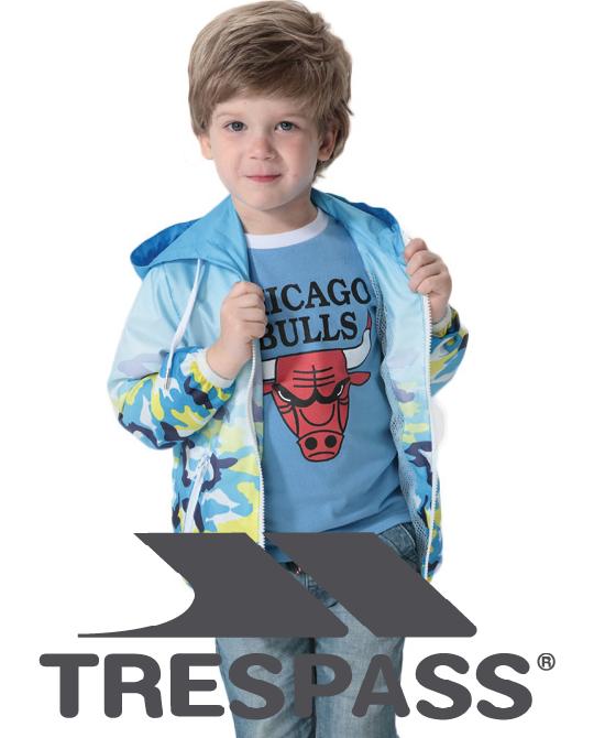 Микс куртки, пуховики, ветровки, одежда Trespass.