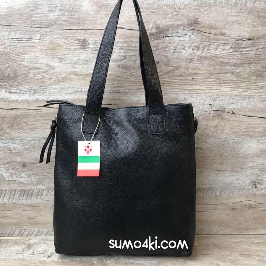 c3c2ea1cb4aa Купити зараз - Женская кожаная итальянская сумка черная жіноча ...