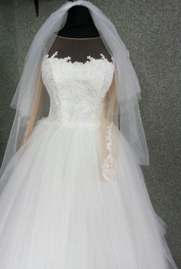 0e31c3e10 Свадебное платье + Фата, Недорого: 3 500 грн. - Свадебные платья ...