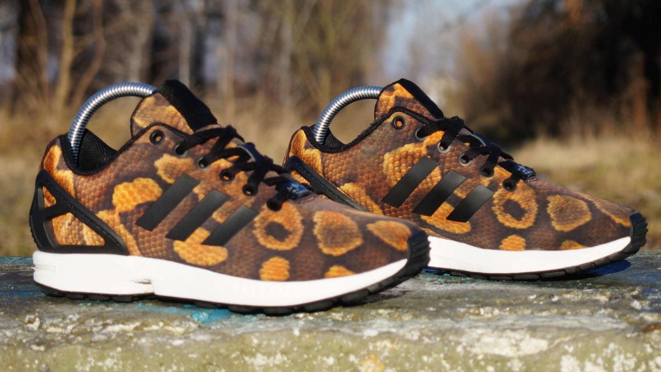 5bc77607d20f15 Жіночі кросівки Adidas ZX Flux: 599 грн. - Спортивне взуття Новоград ...