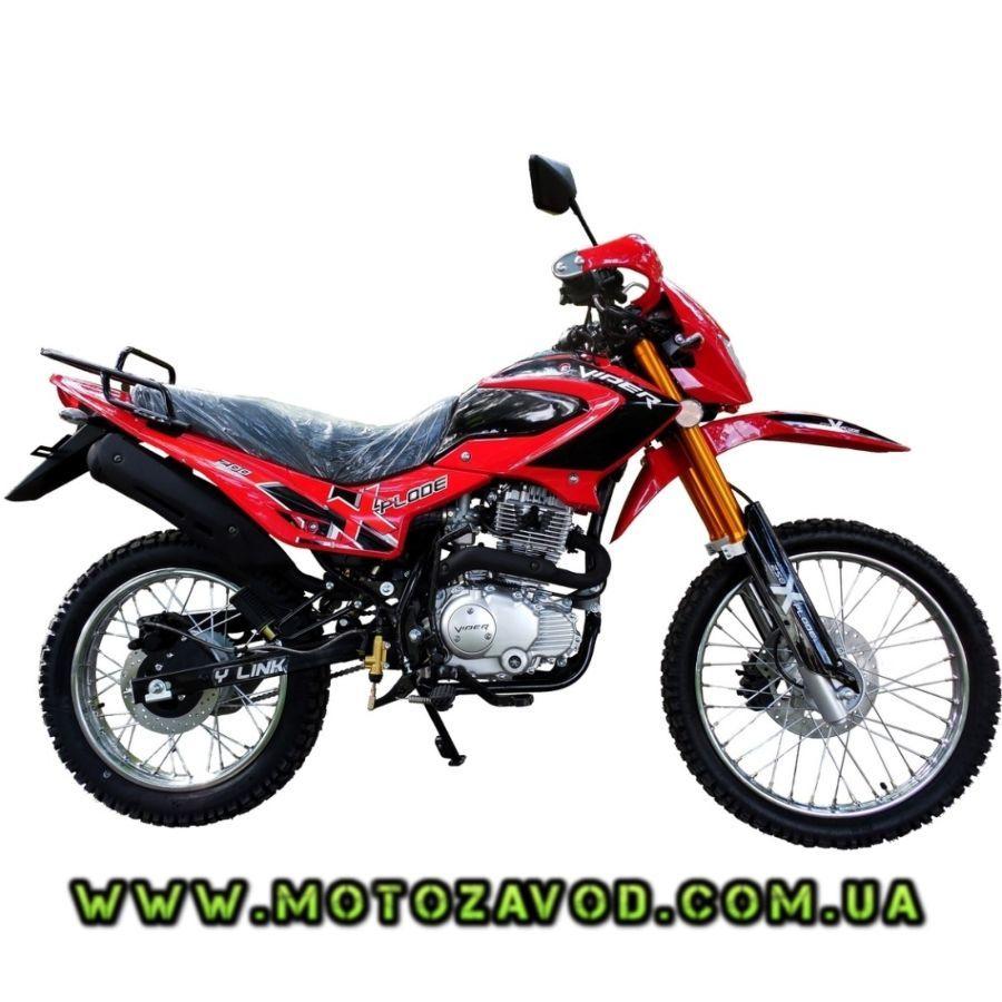 Мотоцикл Enduro Kross Viper (Вайпер) V250L ідеальний стан з док.
