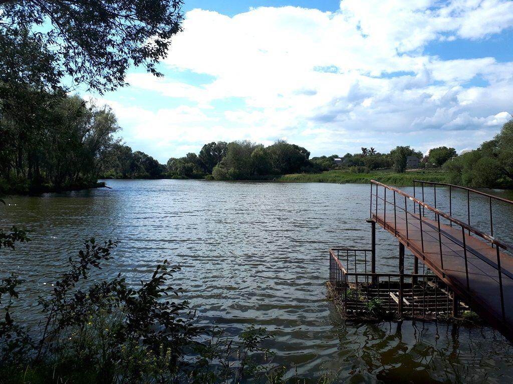 Гостомель продажа участка рядом с каскадом озер