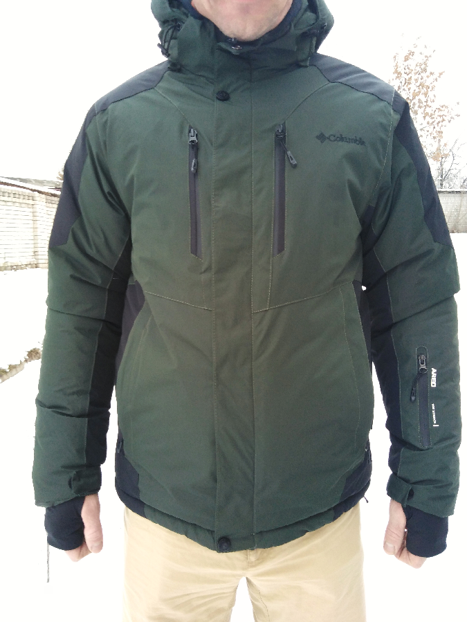 Распродажа мужская куртка Columbia  1 100 грн. - Куртки и пуховики ... ba74d7691dc