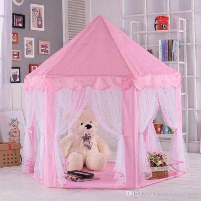 Игровая палатка замок принцессы