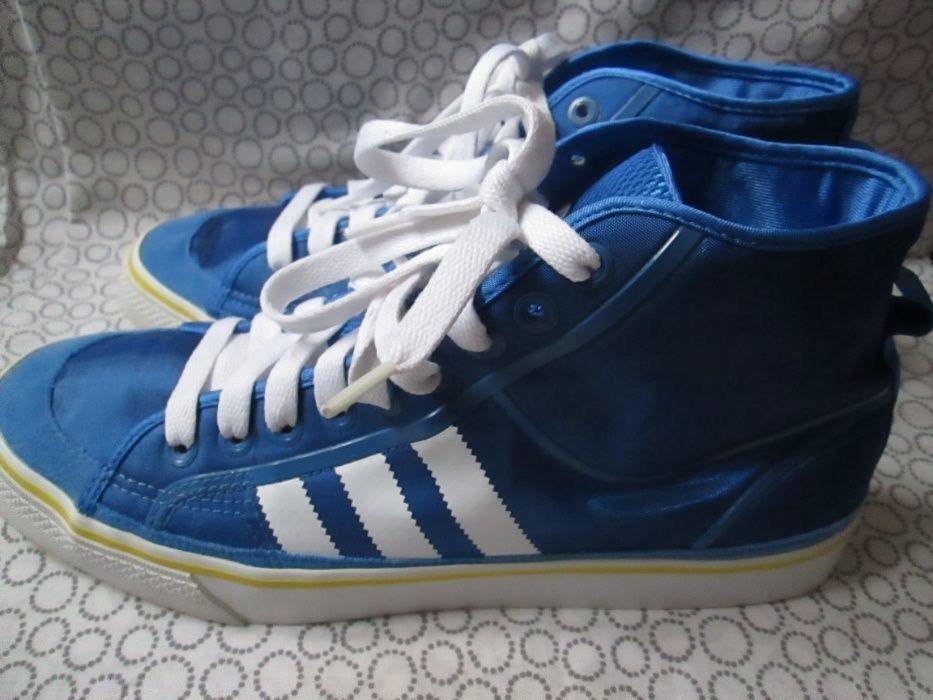 5eb0c694 Высокие кеды кроссовки Adidas Nizza original 46 р.: 460 грн ...