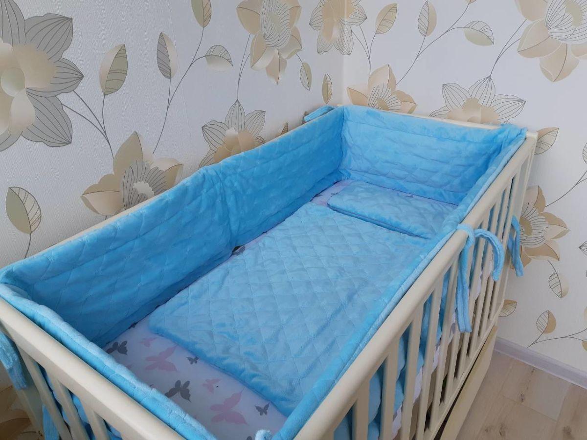Детские подушки,одеяла,бортики.Розпродаж!