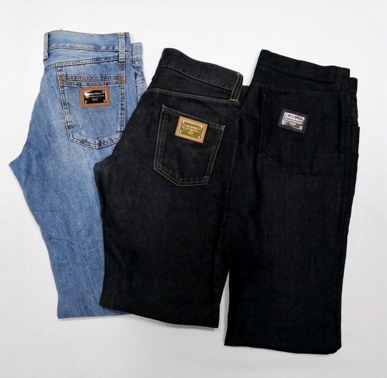 53801c555b3 Мужские джинсы Dolce   Gabbana ( Дольче Габбана )