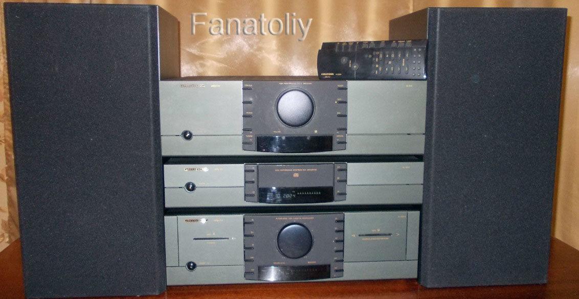 Комплект аудио компонентов Grundig siti-Line