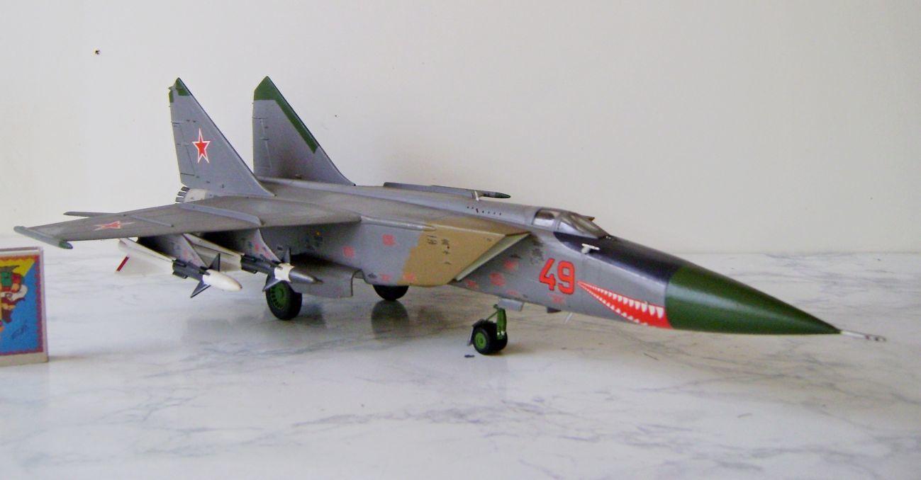 Модели авиатехники