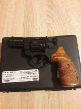 Револьвер под патрон флобера Stalker или обмен