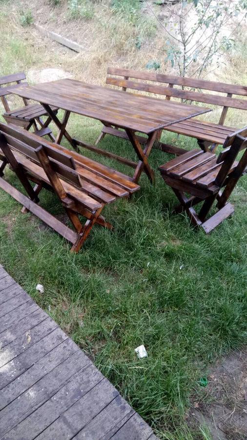 Продам набор садовой мебели.