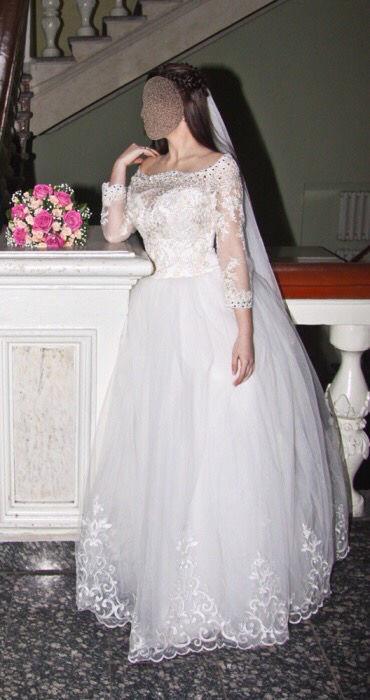 01a2f2c46bd Продам свадебное платье с шубкой  4 000 грн. - Свадебные платья ...