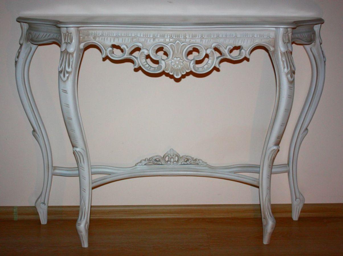 консольный столик барокко