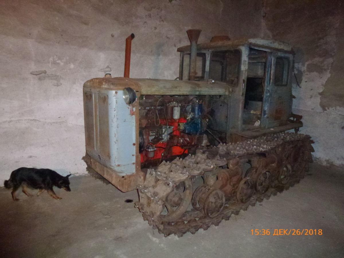 Продаётся с/х техника и трактор  Т-74