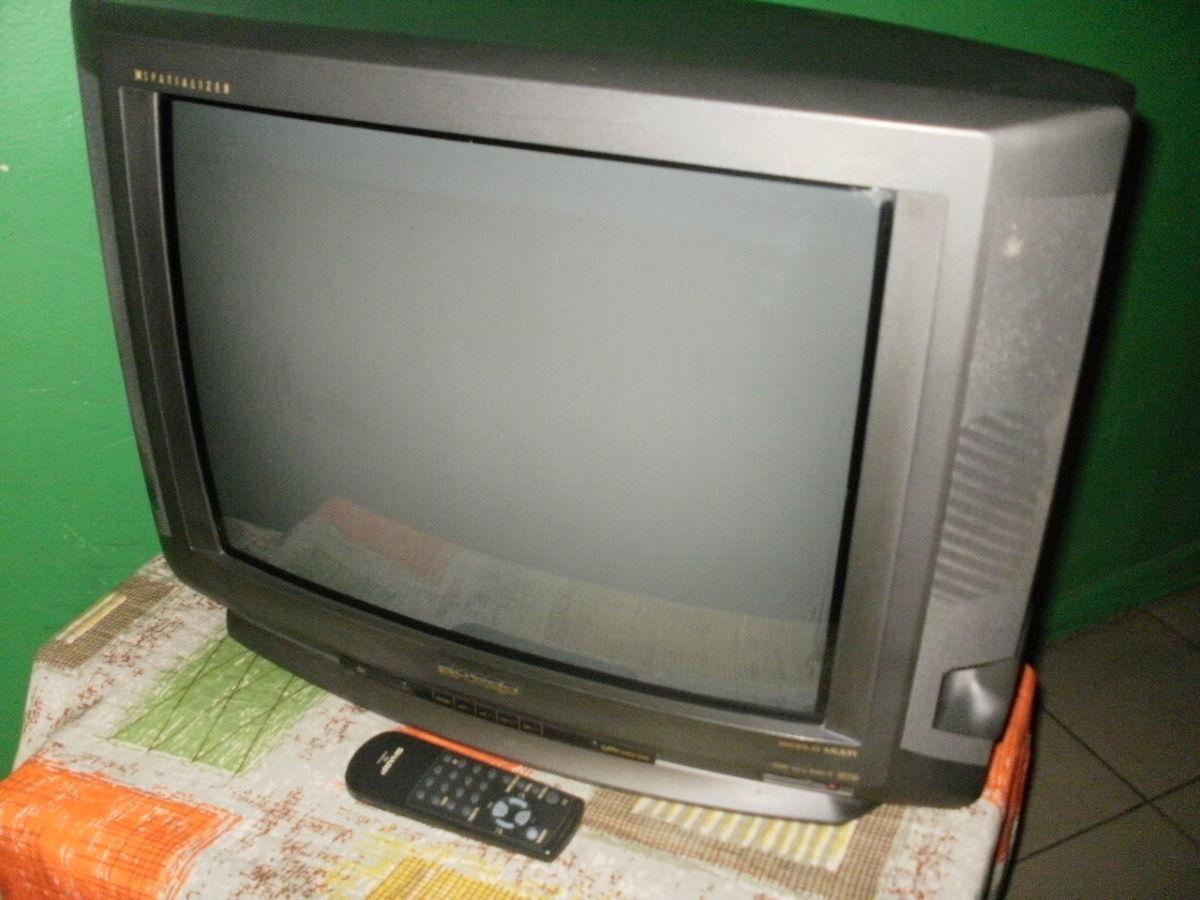 Телевизор SHARP,54cm,пульт д/у.Японская сборка.