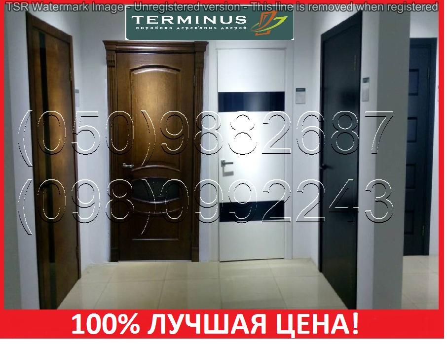 Двери межкомнатные TERMINUS 100% лучшая цена!