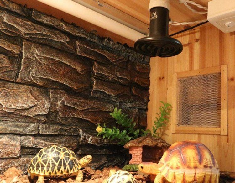 инфракрасная керамическая  лампа для домашних животных