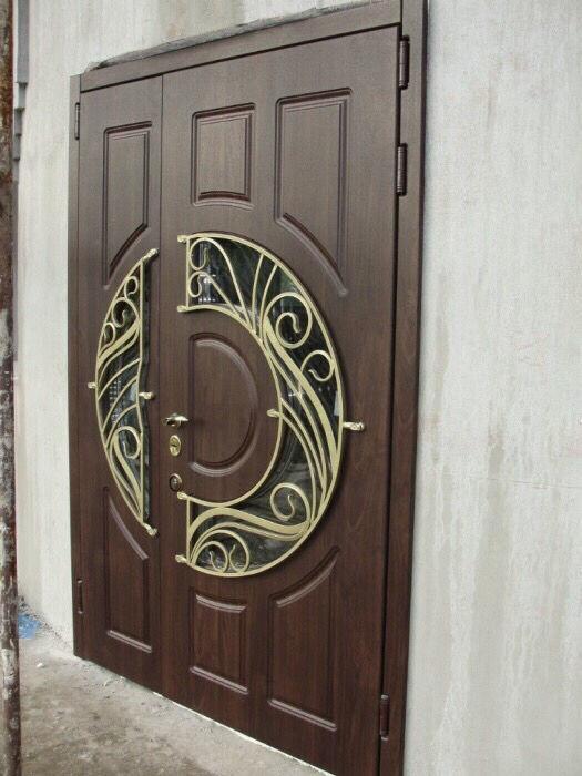 Оптовые цены! Входная бронированная металлическая дверь. Двери Входные